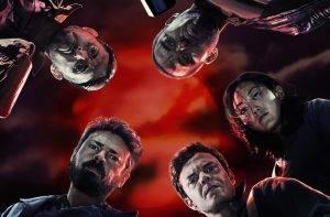 Новые сериалы 2019 года: «Ведьмак», «Хранители» и другие 3