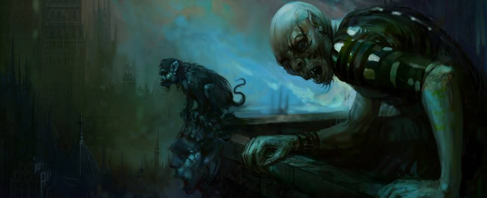 Возвращение в мир ночи: обзор книги правил Vampire: The Masquerade V20 6