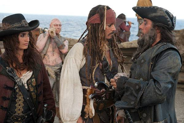 В перезапуске «Пиратов Карибского моря» точно небудет Джека Воробья