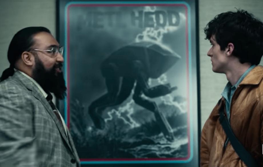 «Брандашмыг»: потрясающий интерактивный эпизод «Чёрного зеркала» 6