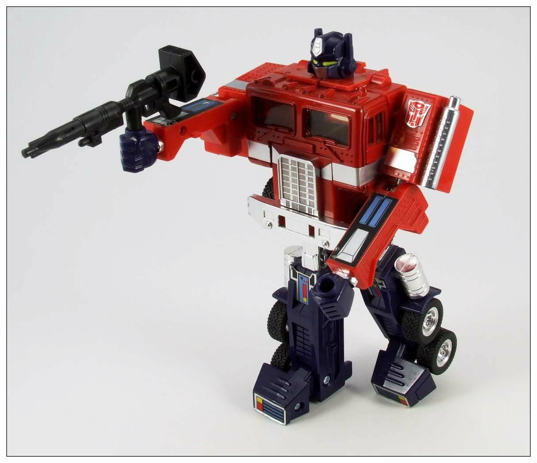 История трансформеров, игрушек нашего детства 1