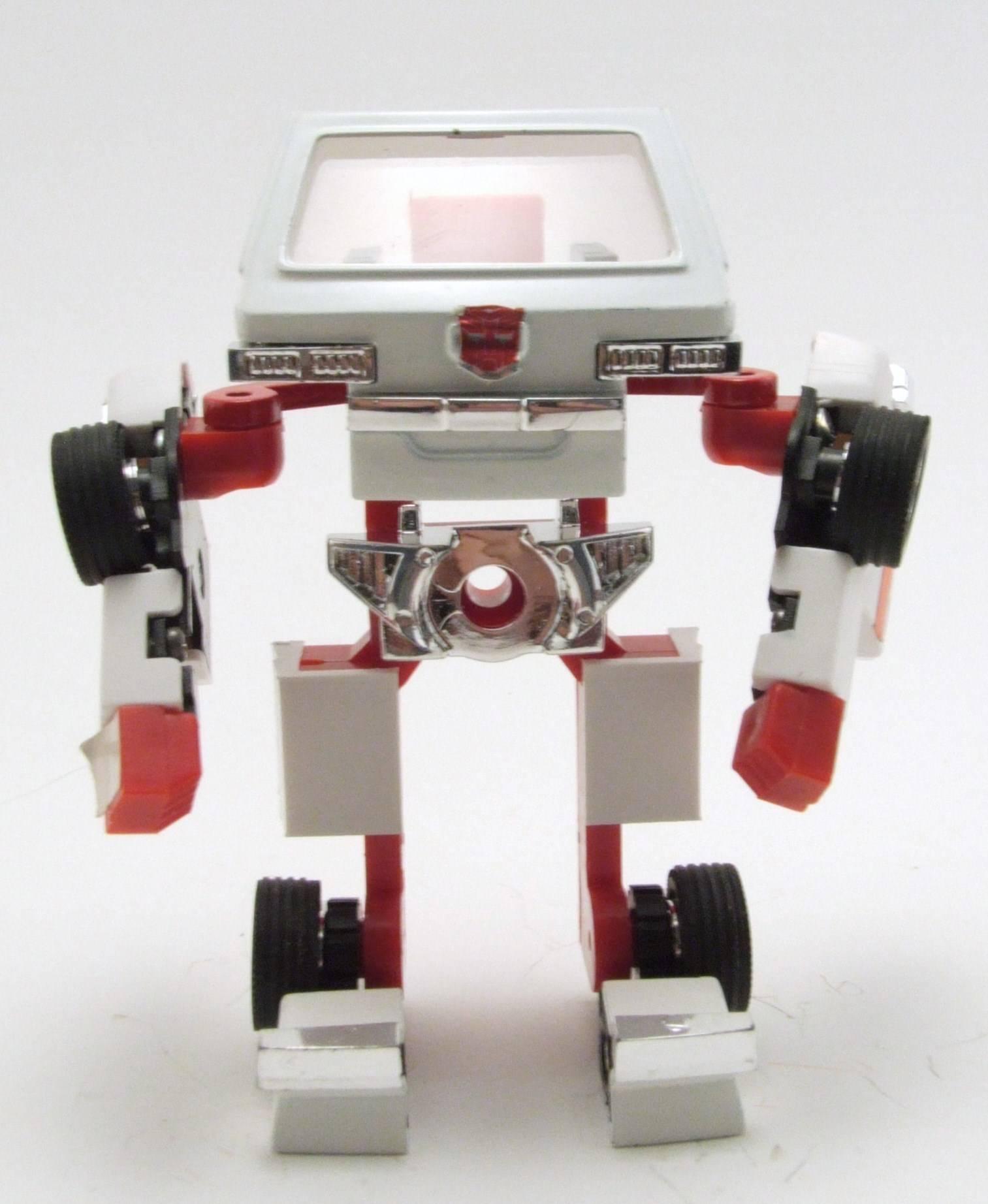 История трансформеров, игрушек нашего детства 8