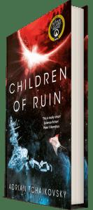 Адриан Чайковски Children ofRuin («Дети развалин»)