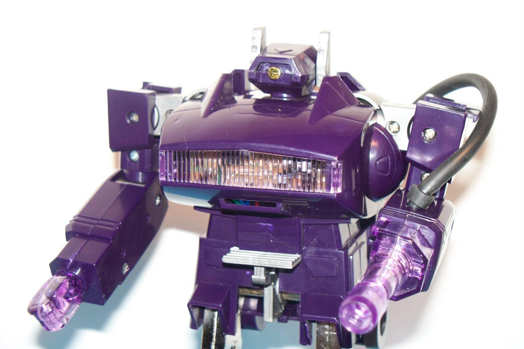 История трансформеров, игрушек нашего детства 9