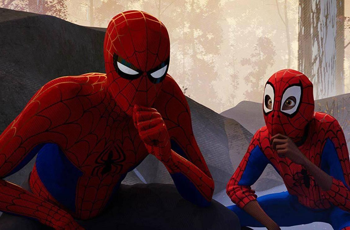 «Человек-Паук: Через вселенные»: шесть Пауков против коллайдера 4