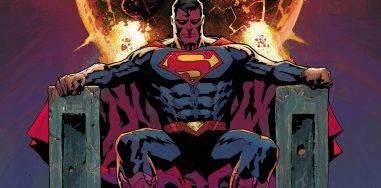 Если бы супергерои правили государством 11