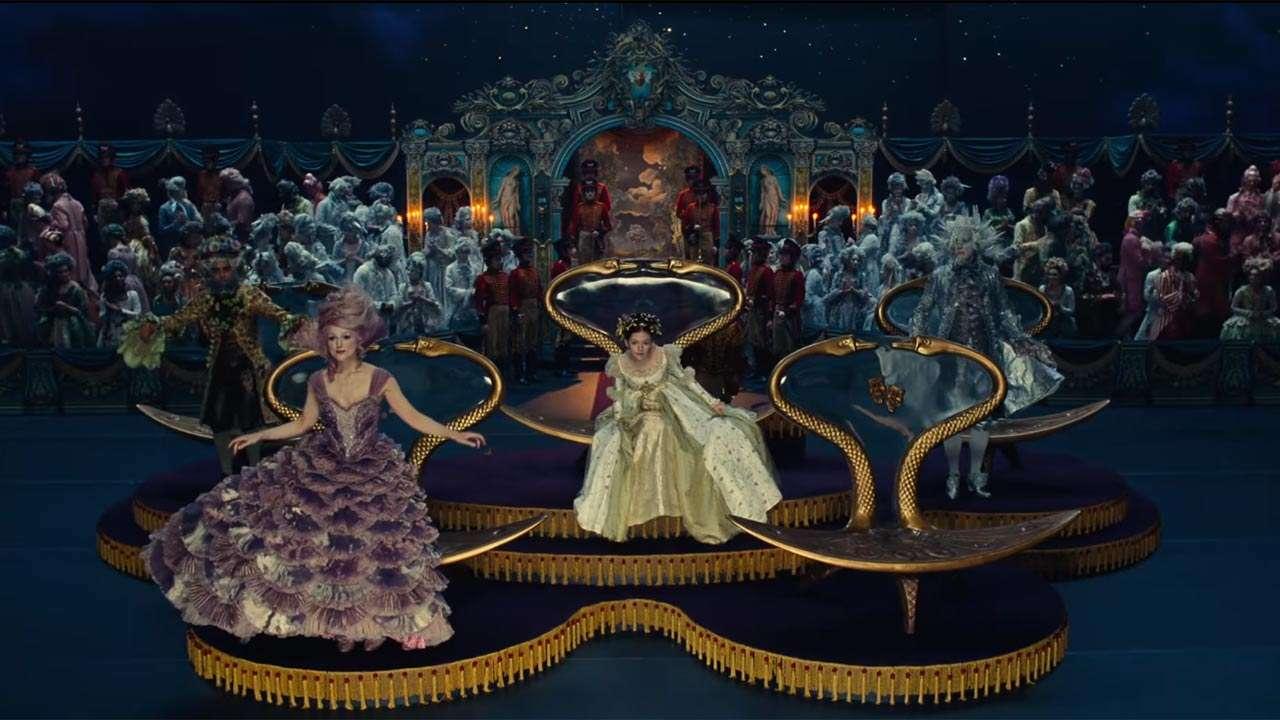 «Щелкунчик и четыре королевства»: сахар атакует! 7