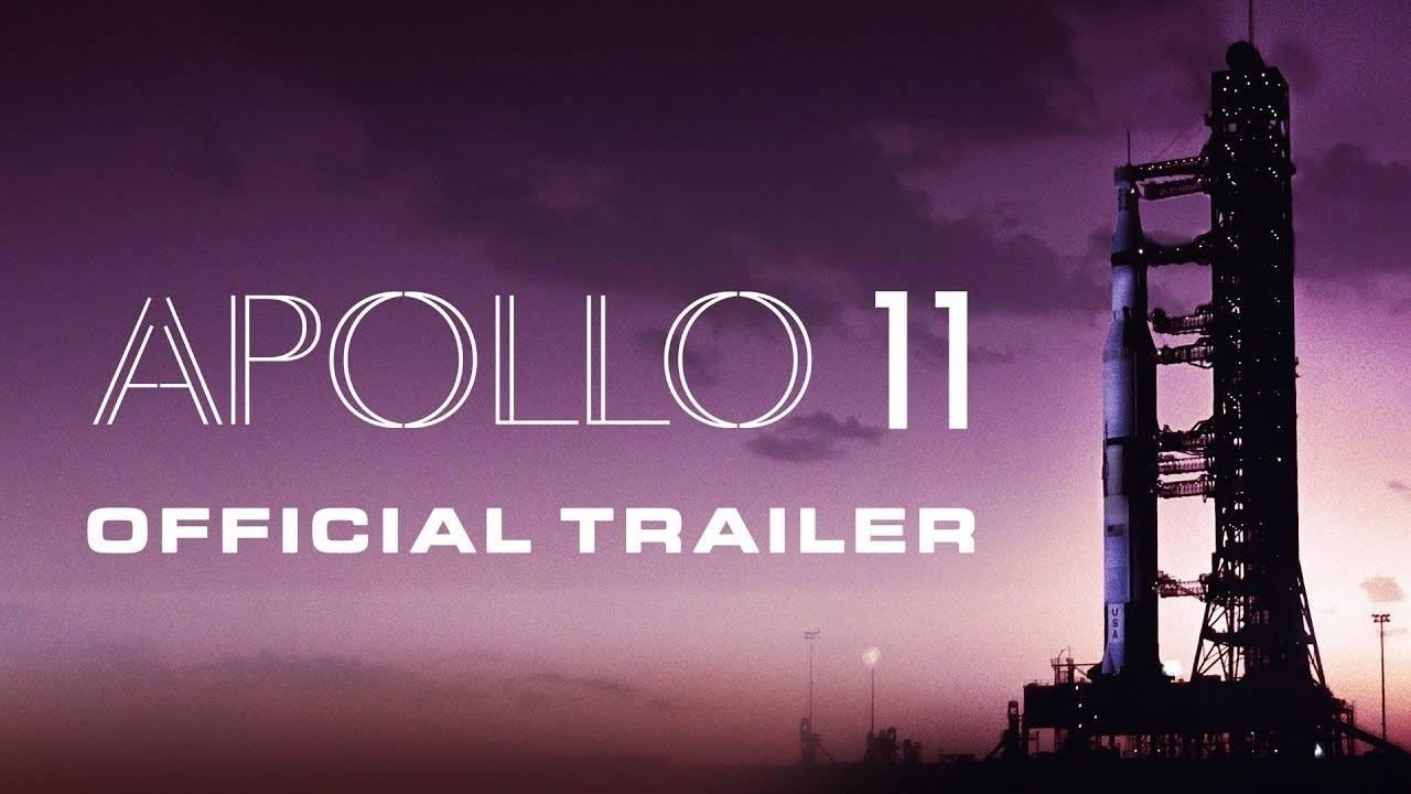 Первый трейлер документалки «Аполлон-11» — с ранее непоказанными кадрами