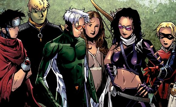Слух дня: Marvel начала разработку фильма «Юные мстители»