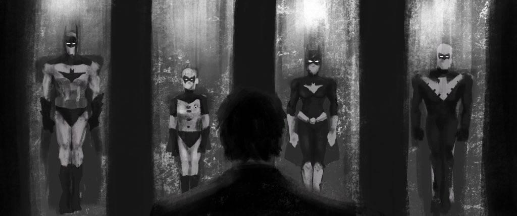Слух дня: Warner Bros. готовят полнометражный мультфильм Batman Beyond 1