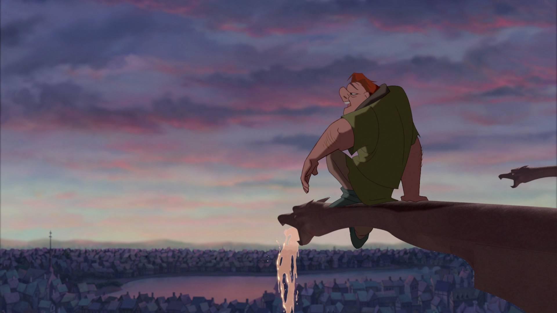 Disney работает над полнометражным фильмом «Горбун из Нотр Дама»