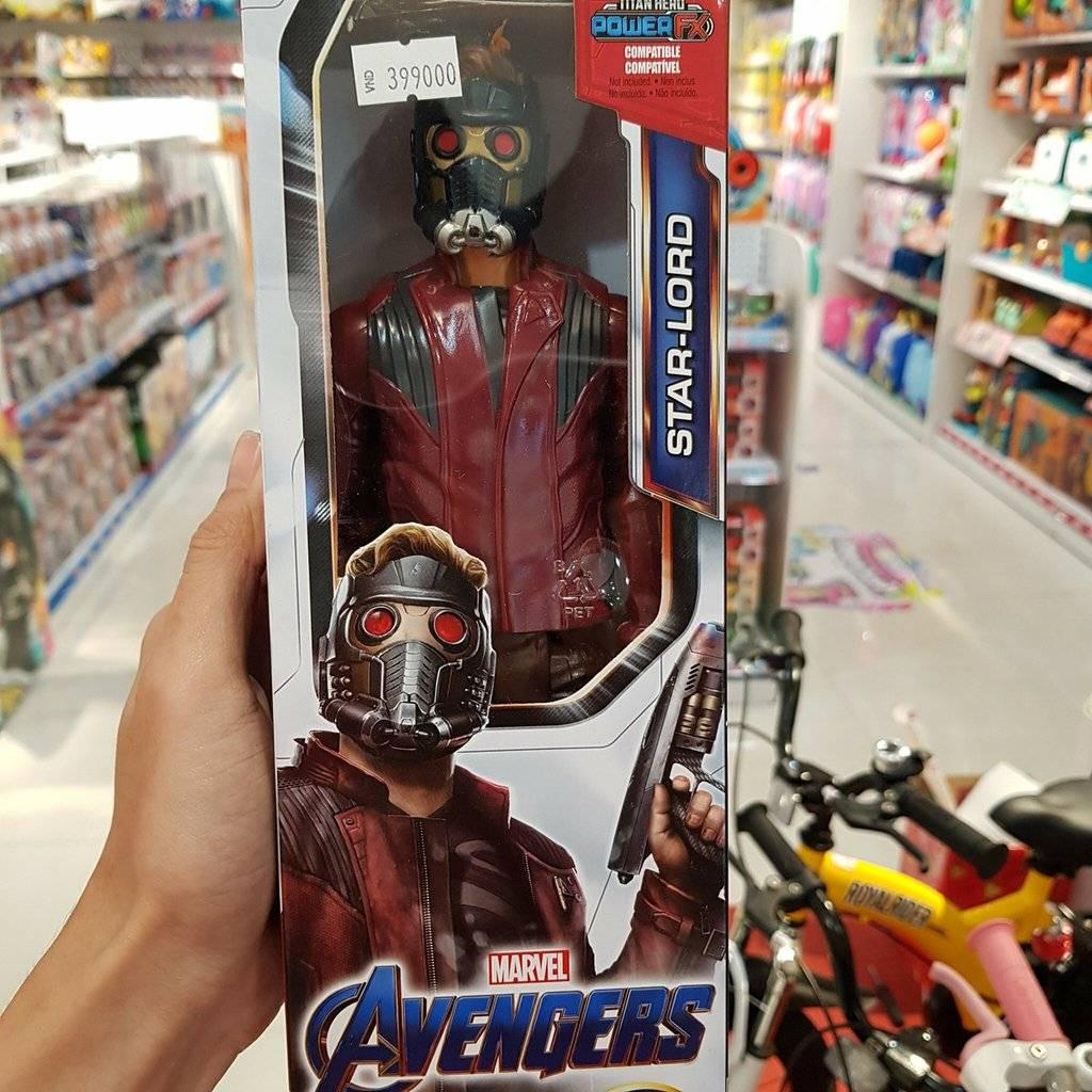 Утечка: игрушки по «Мстителям: Финал» тизерят возвращение «мёртвого» героя 5