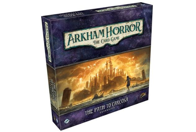 Hobby World выпустит «Путь в Каркозу» — цикл дополнений к «Ужасу Аркхэма» 1