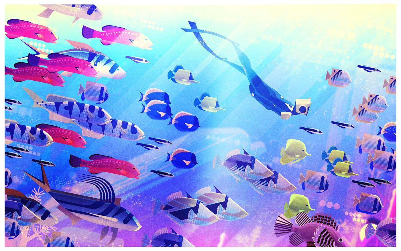 Арт: яркие постеры к нашим любимым видеоиграм 4