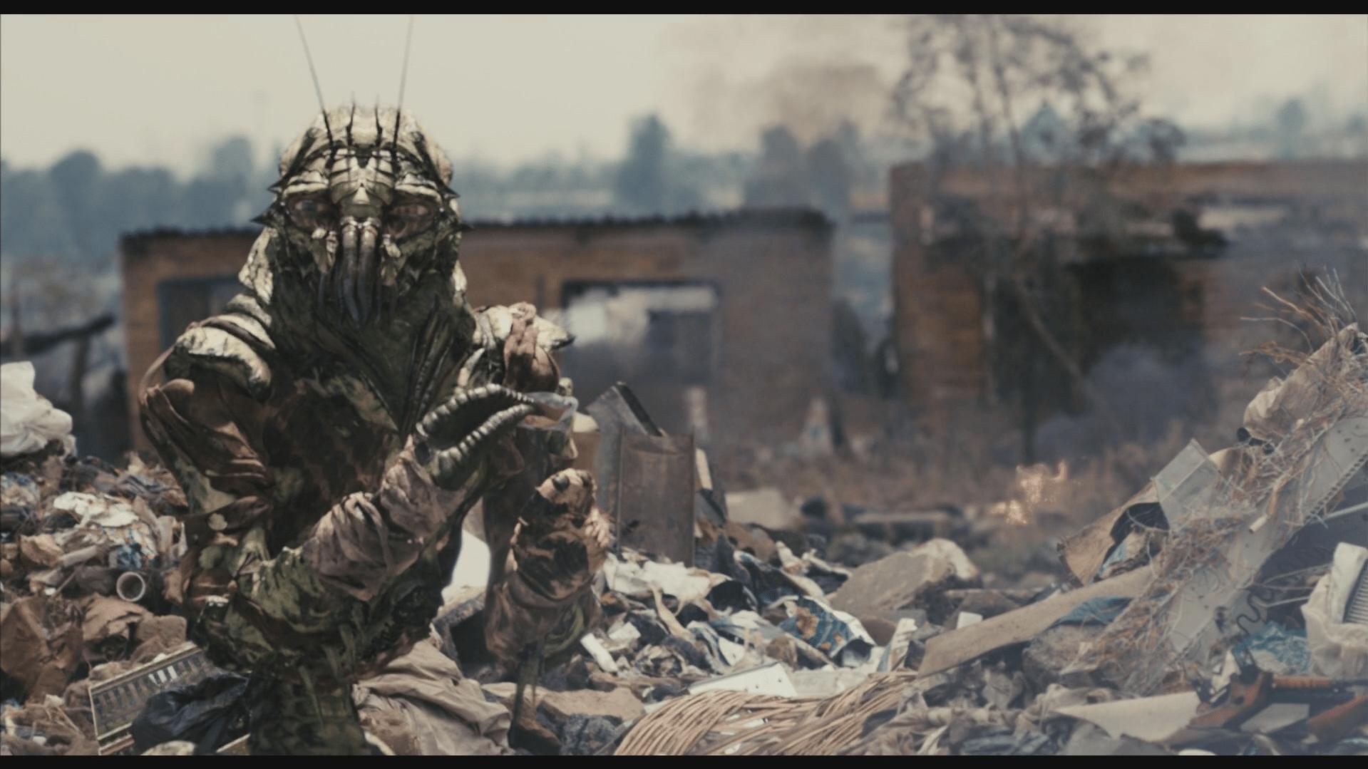 Безумные сценарии инопланетного вторжения: злобные будильники, огурцы и кибер-дантисты 8