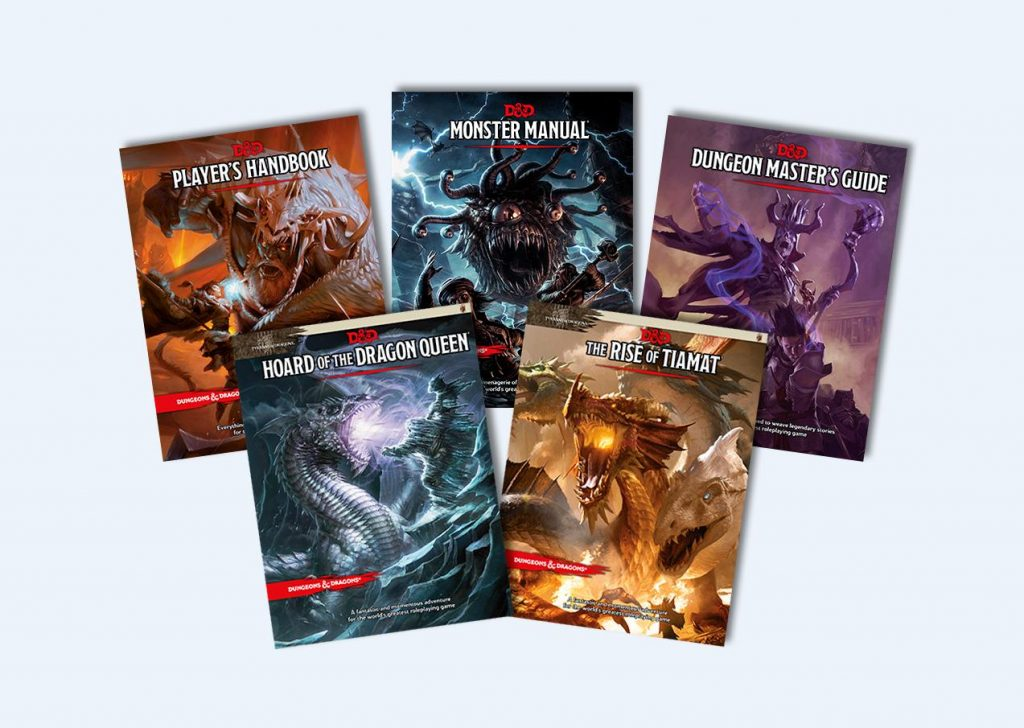 Dungeons & Dragons 5ed