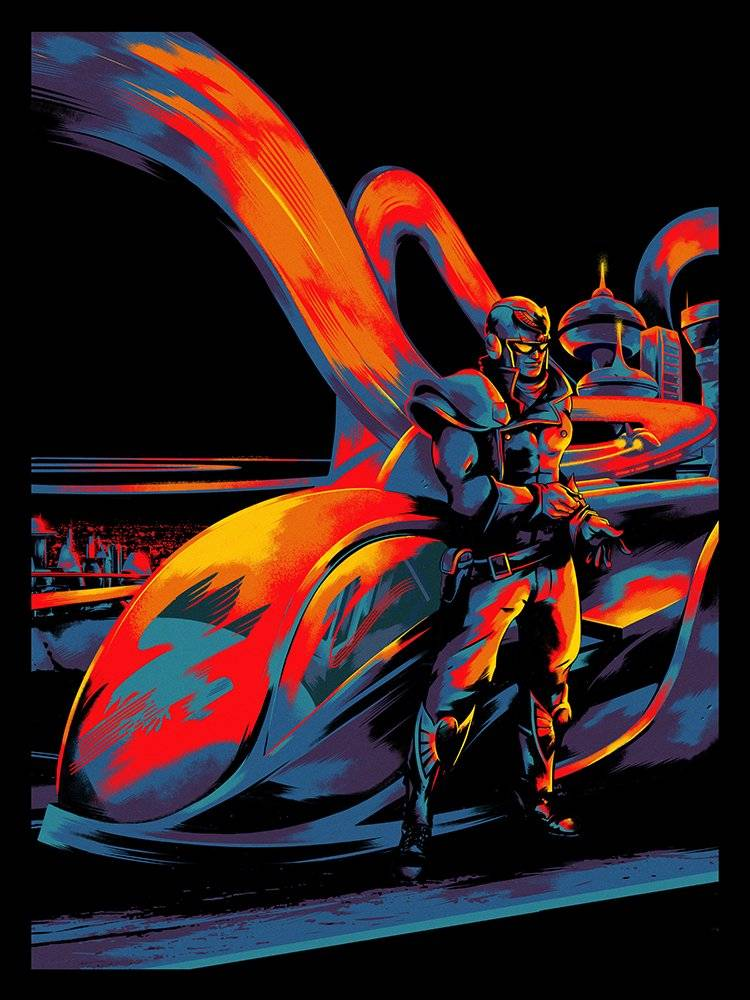 Арт: яркие постеры к нашим любимым видеоиграм 9