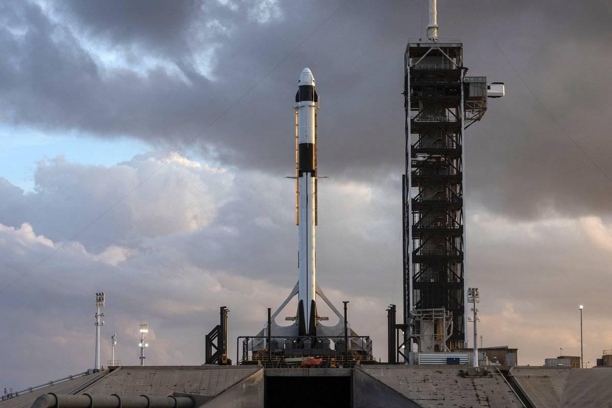 Crew Dragon полетит к МКС в феврале