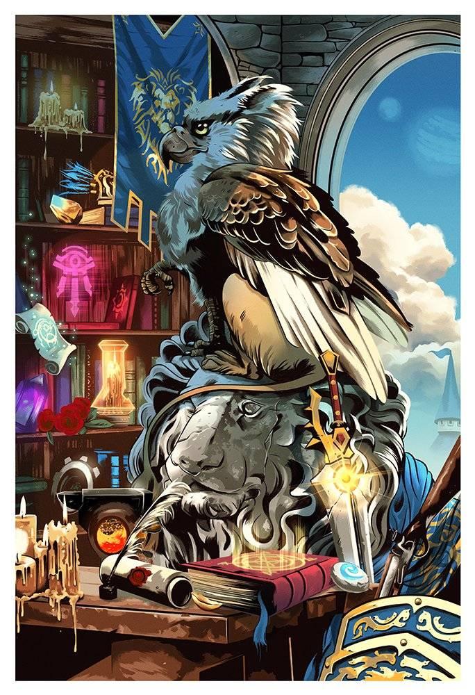 Арт: яркие постеры к нашим любимым видеоиграм 7