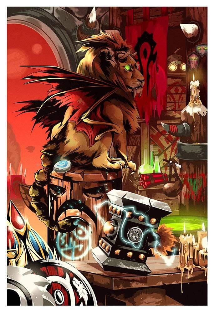 Арт: яркие постеры к нашим любимым видеоиграм 8