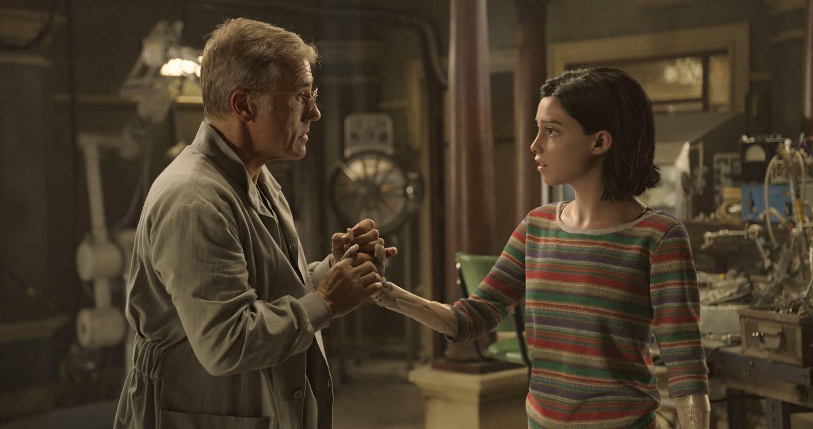«Снёс мне крышу»: первые отзывы на фильм «Алита: Боевой ангел»