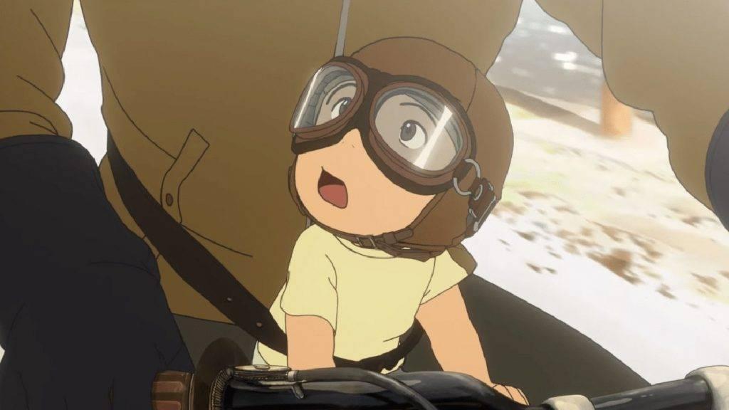«Мирай из будущего»: аниме, помогающее понять детей 3