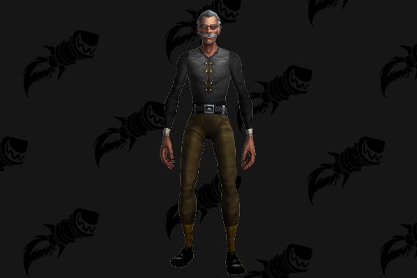 Стэна Ли увековечат в World of Warcraft 1