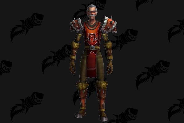 Стэна Ли увековечат в World of Warcraft