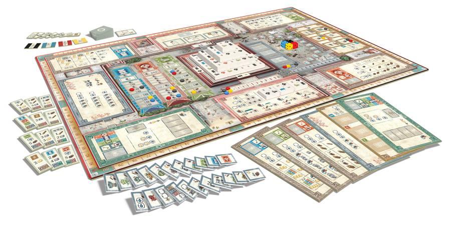 На Crowd Games стартовал сбор средств на стратегическую настолку «Теотиуакан. Город богов»