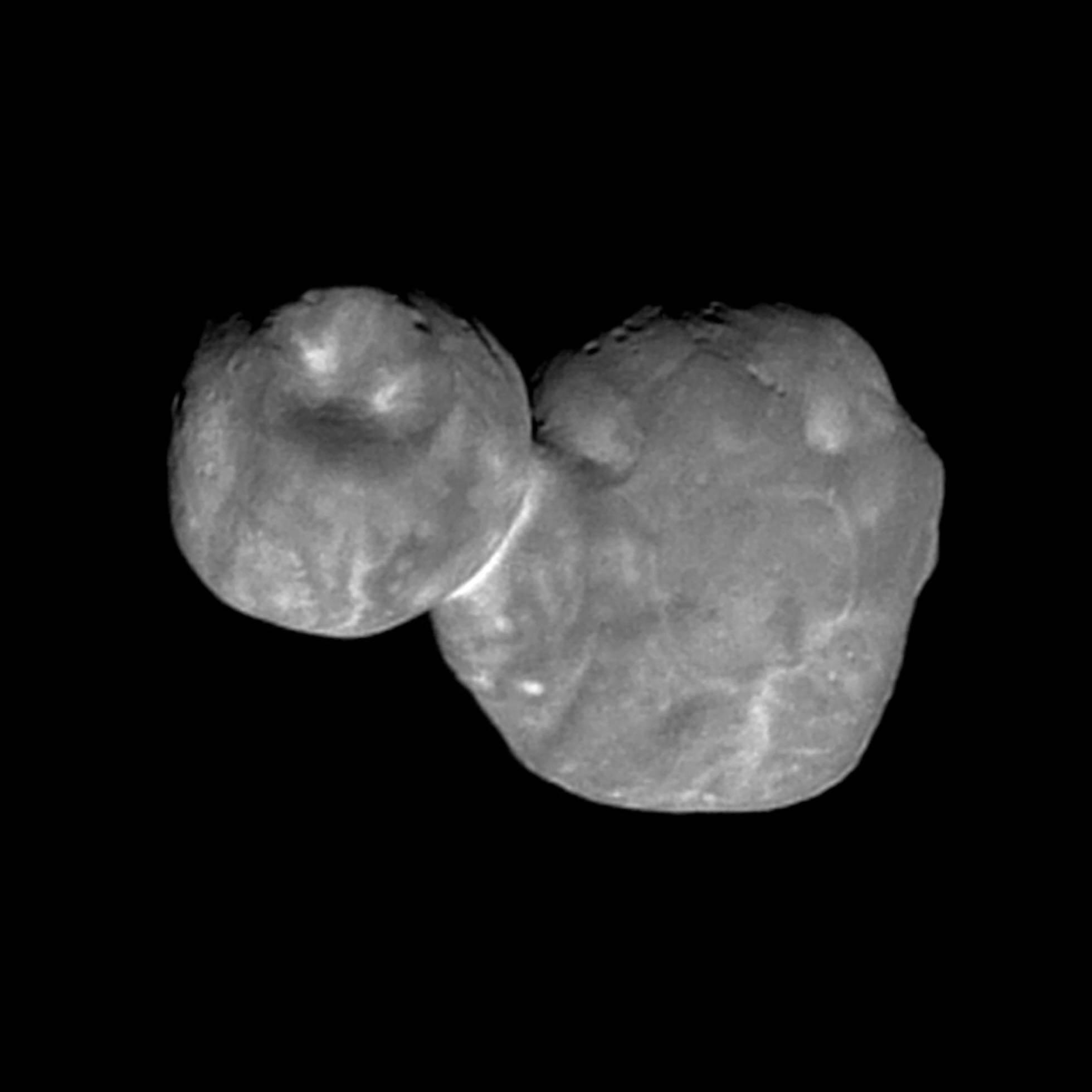 Фото: транснептуновый объект Ультима Туле