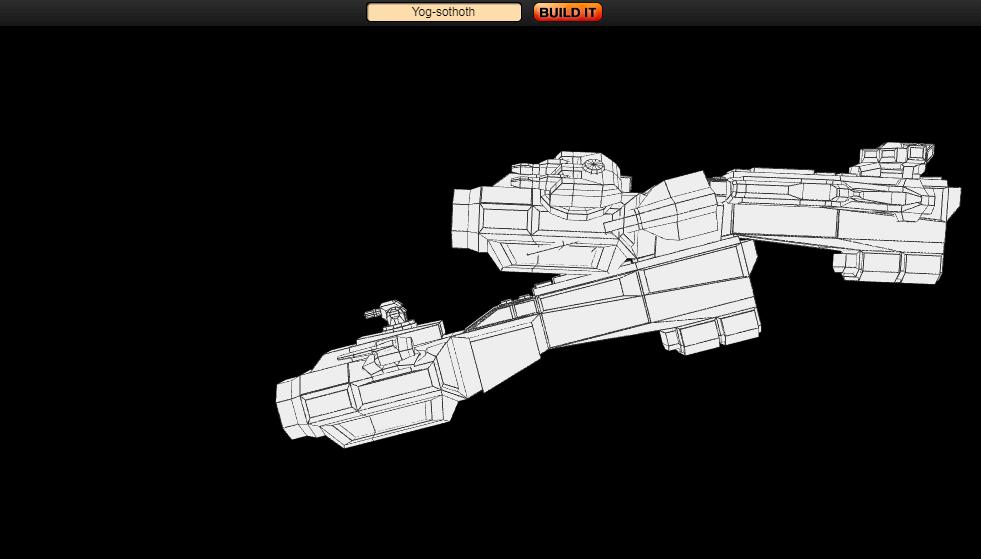 Находка: генератор космических кораблей 3
