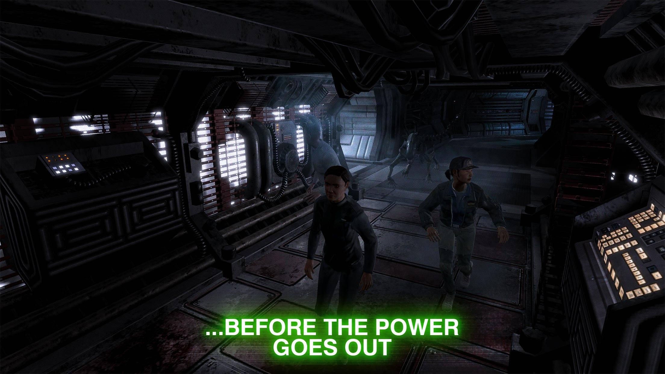 Анонсировали мобильную игру Alien: Blackout 4