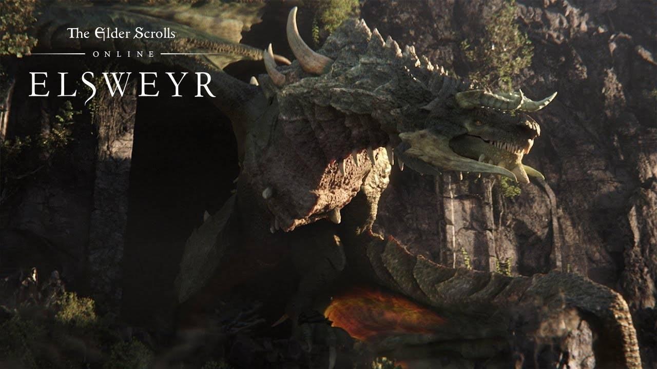 Bethesda выпустили трейлер дополнения Elsweyr к The Elder Scrolls Online