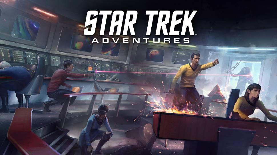 На CrowdRepublic открылся предзаказ стартового набора ролевой игры по Star Trek