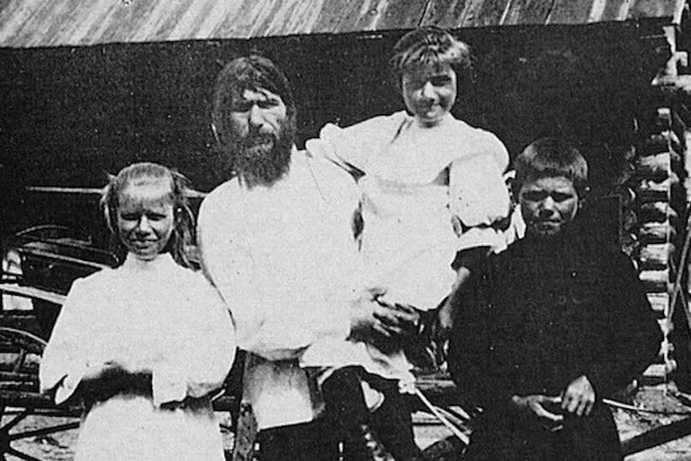 Григорий Распутин, настоящий и фантастический