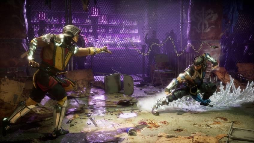 Mortal Kombat 11: 7 роликов и некоторые подробности