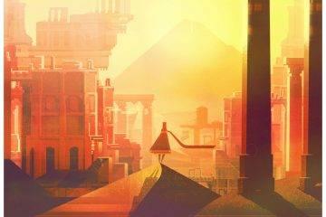 Арт: яркие постеры к нашим любимым видеоиграм
