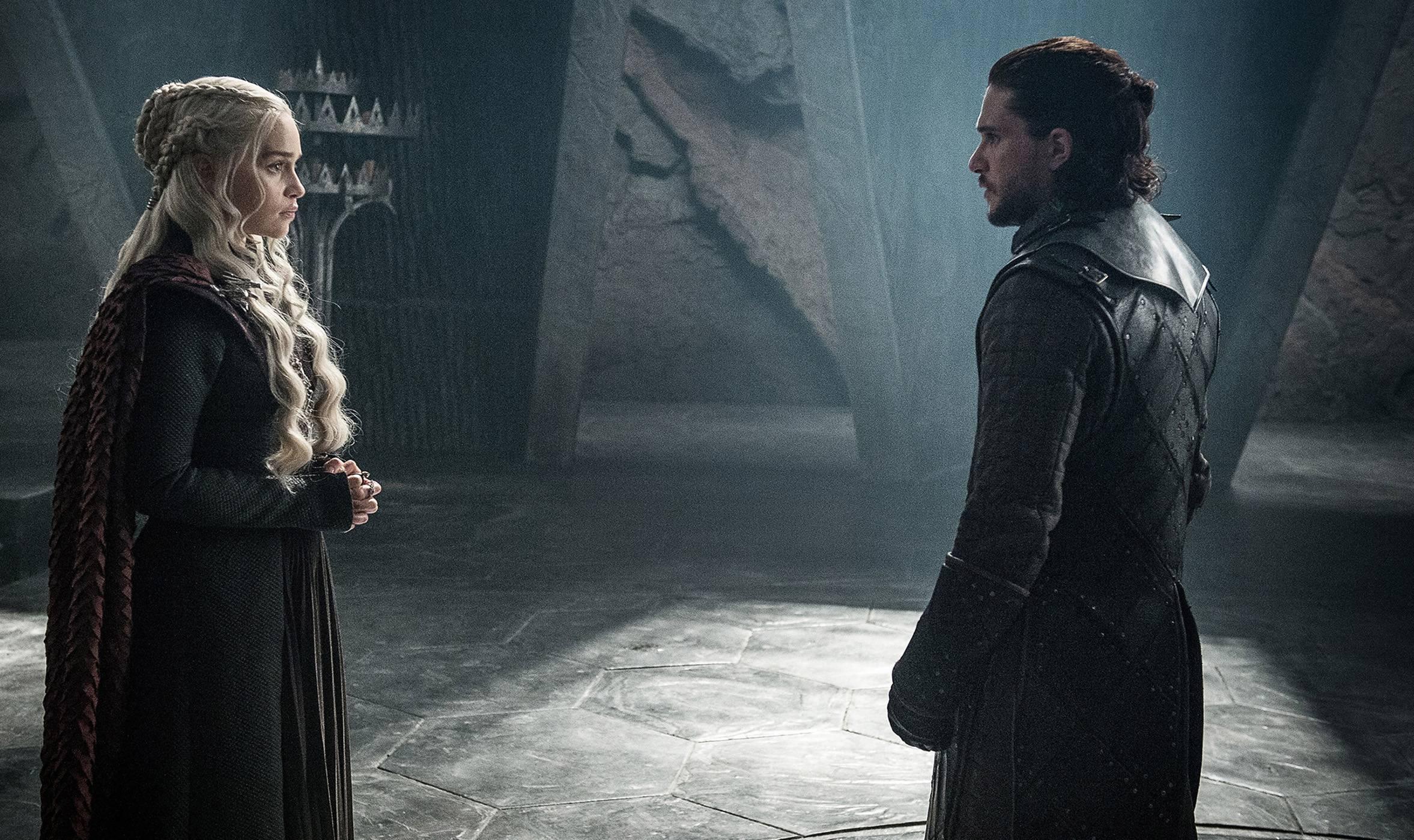 Французская телесеть раскрыла продолжительность последнего сезона «Игры престолов»
