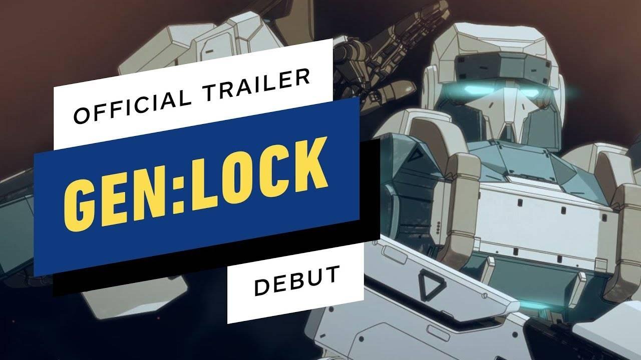 Первый трейлер gen:LOCK — веб-мультсериала о гигантских роботах