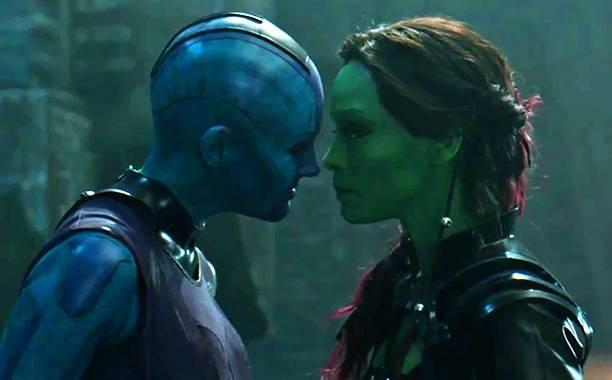 СМИ: Marvel разрабатывает сериал про Гамору и Небулу
