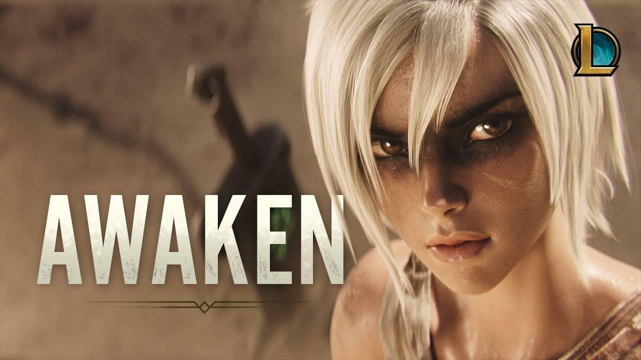 Кинематографический трейлер «Пробуждение» к началу нового сезона в League of Legends