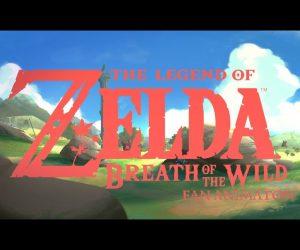 Короткометражка: фан-ролик по вселенной Legend of Zelda