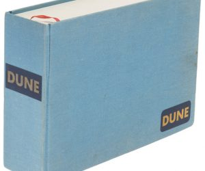 На аукцион выставили копию книги «Дюна» Ходоровски