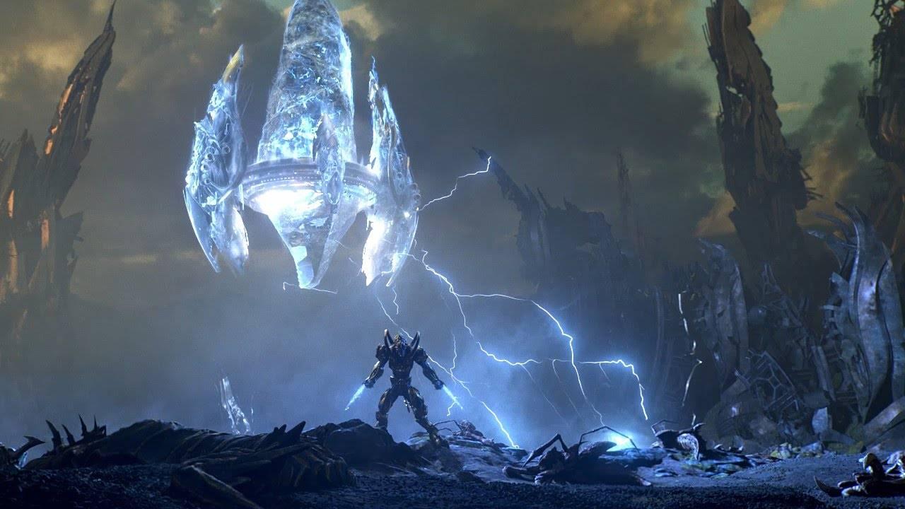 Нейросеть победила двух про-игроков в StarCraft II 1