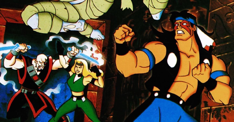 СМИ: Warner Bros. запускает в производство анимационный фильм по Mortal Kombat