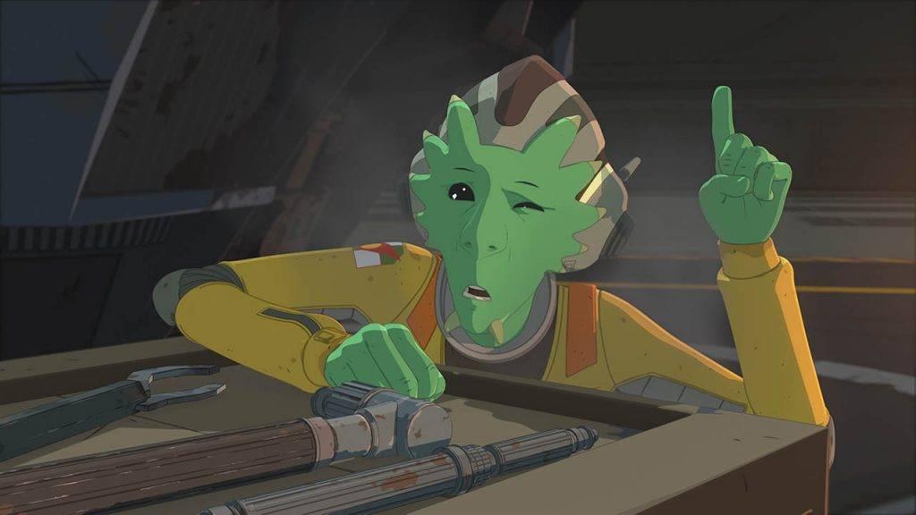 «Звёздные войны: Сопротивление»: сериал, который не воспринимают всерьёз 5