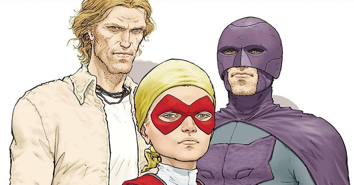 Netflix ищет актёров на главные роли в сериале «Наследие Юпитера» по комиксу Марка Миллара
