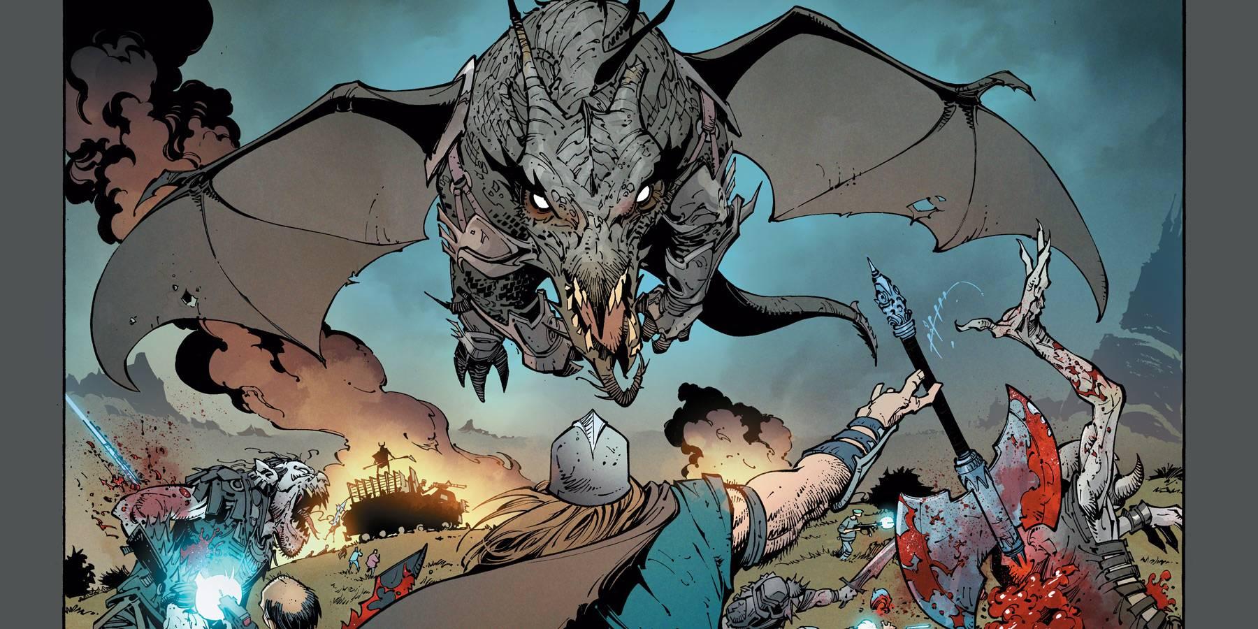 Режиссёр «Лего. Бэтмена» поставит для Netflix адаптацию комикса Reborn Марка Миллара 1