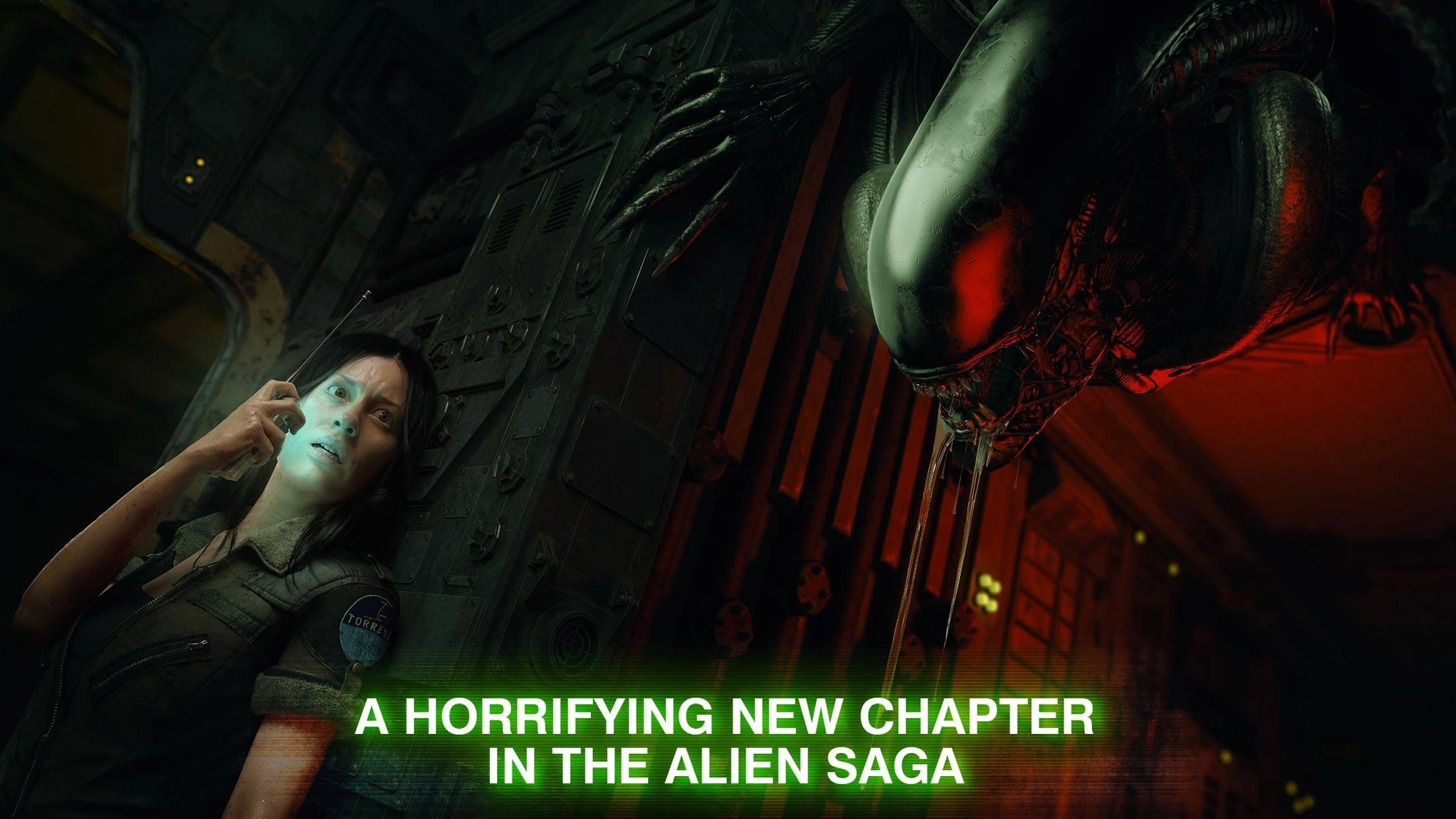 Анонсировали мобильную игру Alien: Blackout 2