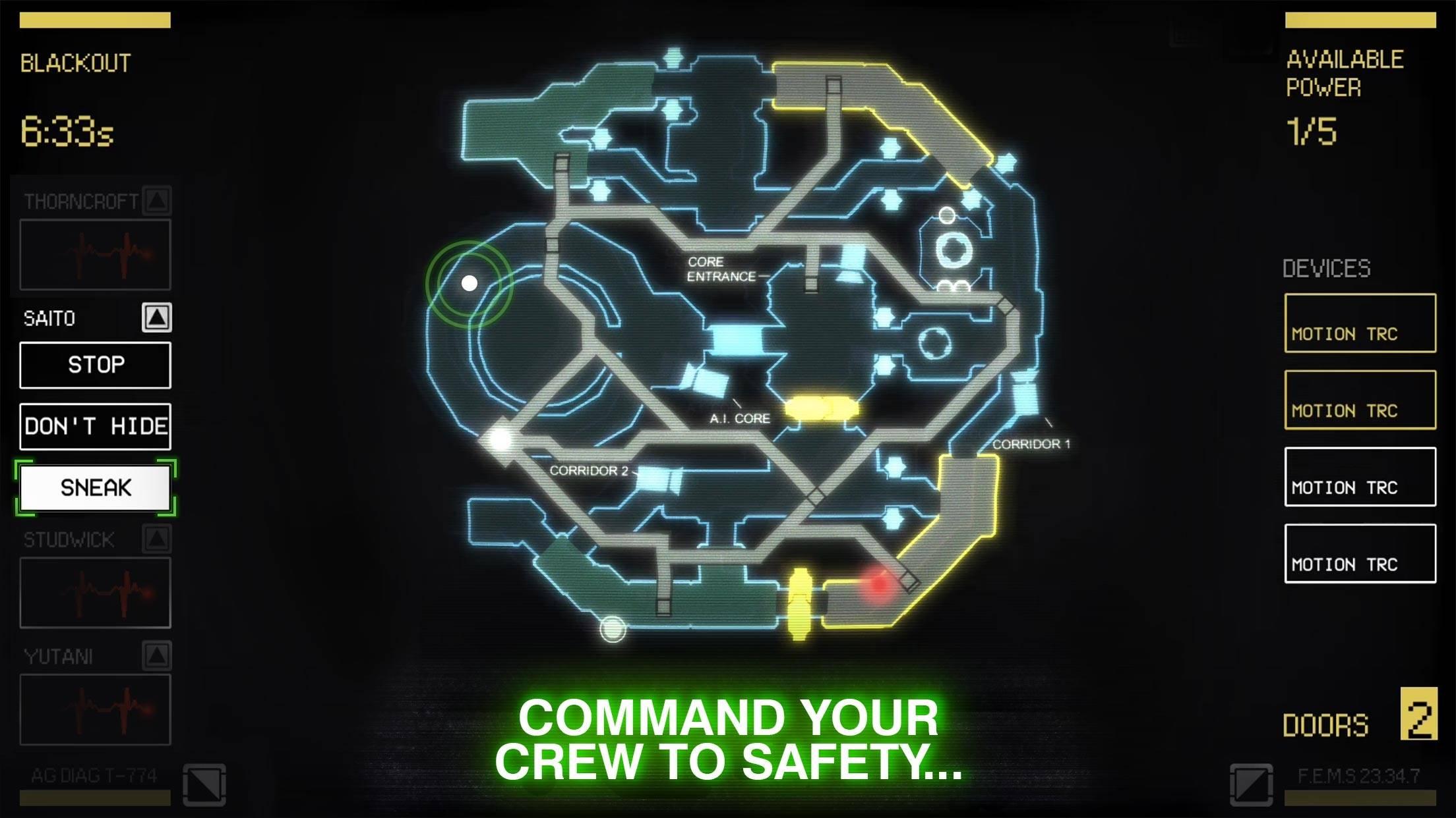 Анонсировали мобильную игру Alien: Blackout 1